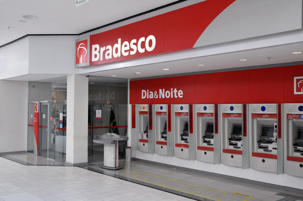 Sistema do Bradesco sai do ar