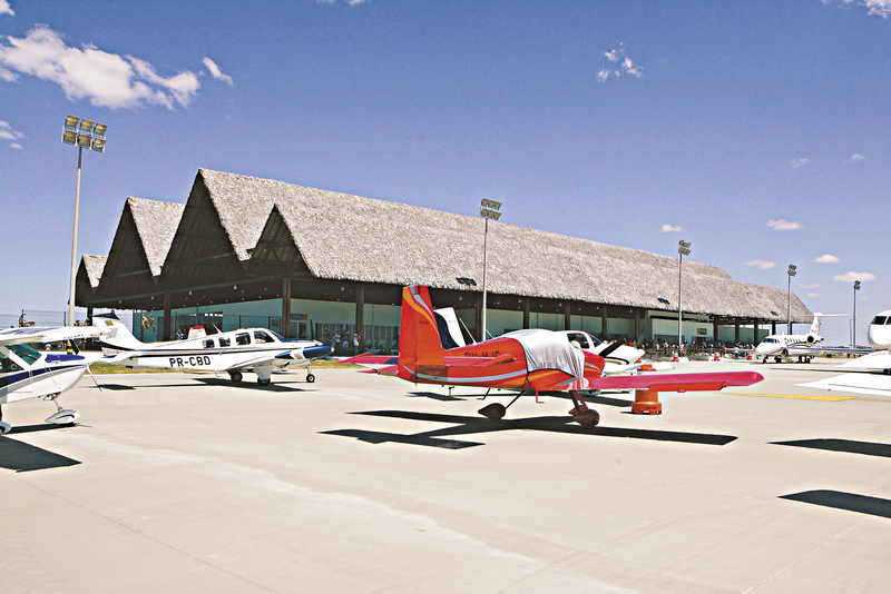Aeroporto Jericoacoara : Aeroporto de jericoacoara deve começar a receber voos em