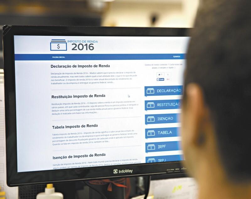 Receita abre consulta de 1º lote de restituição na quinta