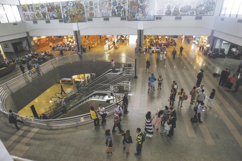 Pesquisa reforça aprovação pelos passageiros dos aeroportos brasileiros