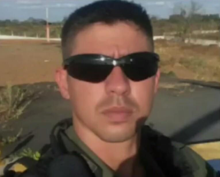 Resultado de imagem para soldado Ryan Bruno fortaleza baleado