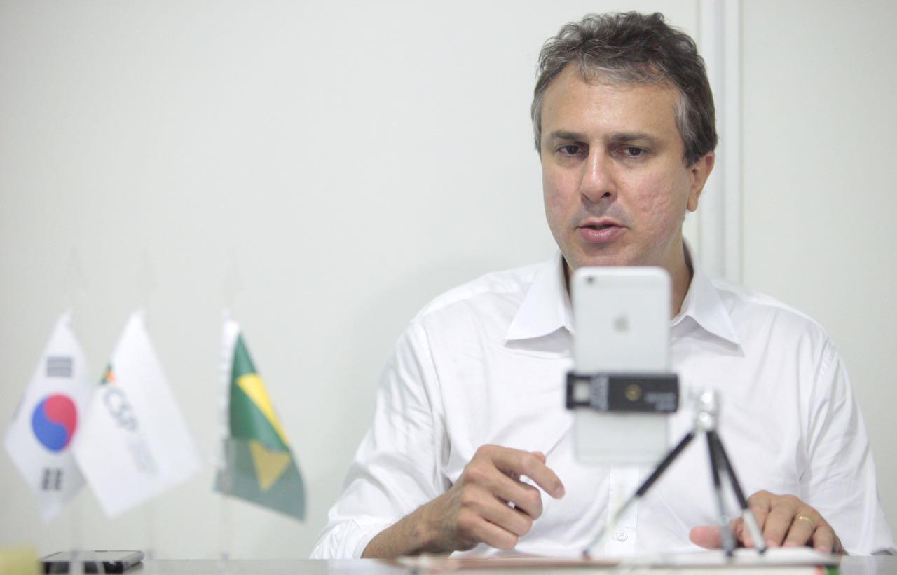 Governador quer levar o BPRaio para mais de 10 cidades da Região Metropolitana e do interior do Ceará