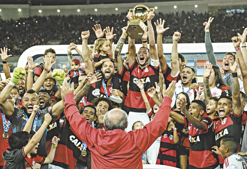 Fla ganha 34º título carioca