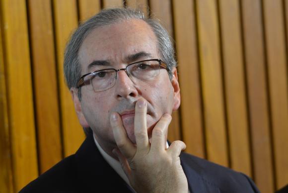 Segundo delatores da JBS Eduardo Cunha estava recebendo uma mesada na prisão para ficar em silêncio