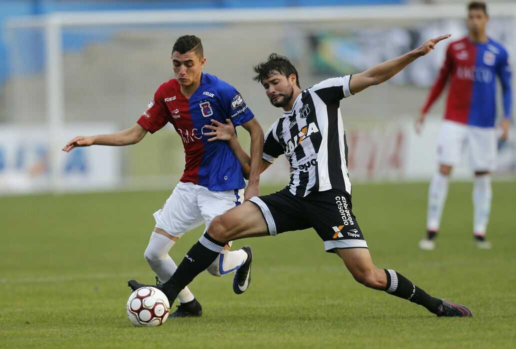Tricolor recebe Ceará na Vila visando a reabilitação na Série B