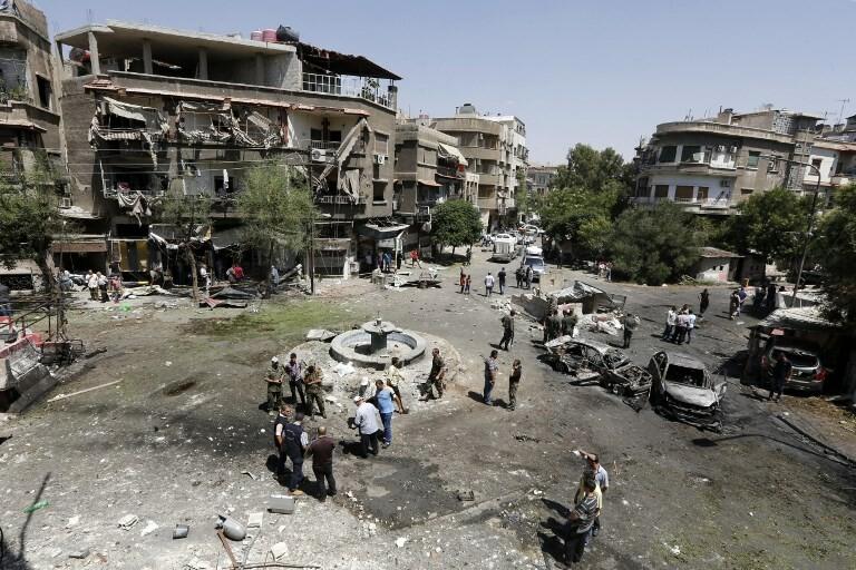 Paz na Síria volta a ser negociada em Genebra
