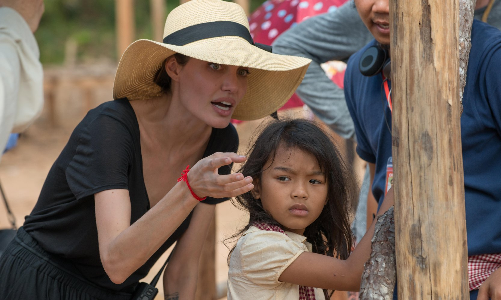 Angelina Jolie nega audições