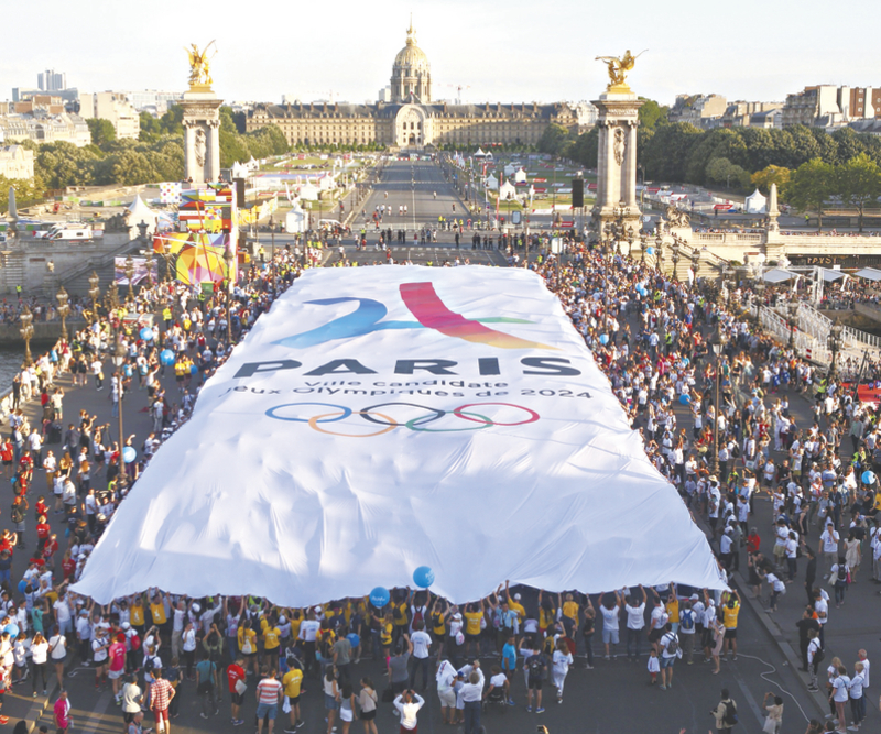 Los Angeles organiza Jogos Olímpicos de 2028, Paris recebe edição de 2024