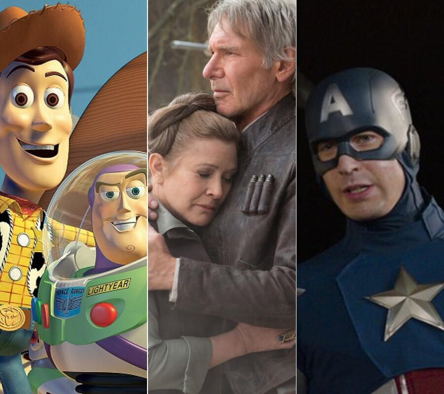 Disney vai retirar TODOS os seus filmes da Netflix