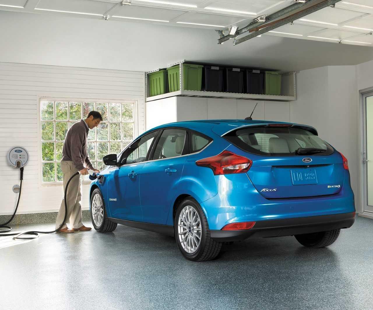 Ford e chineses se unem para carros elétricos
