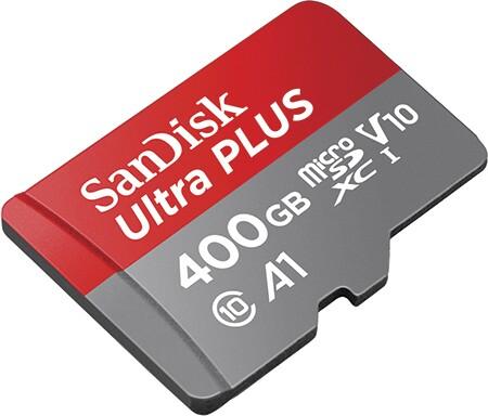 SanDisk revela cartão microSD com 400GB
