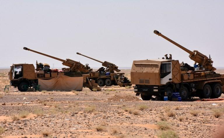 Síria: Combates entre tropas e Estado Islâmico fazem cerca de 60 mortos