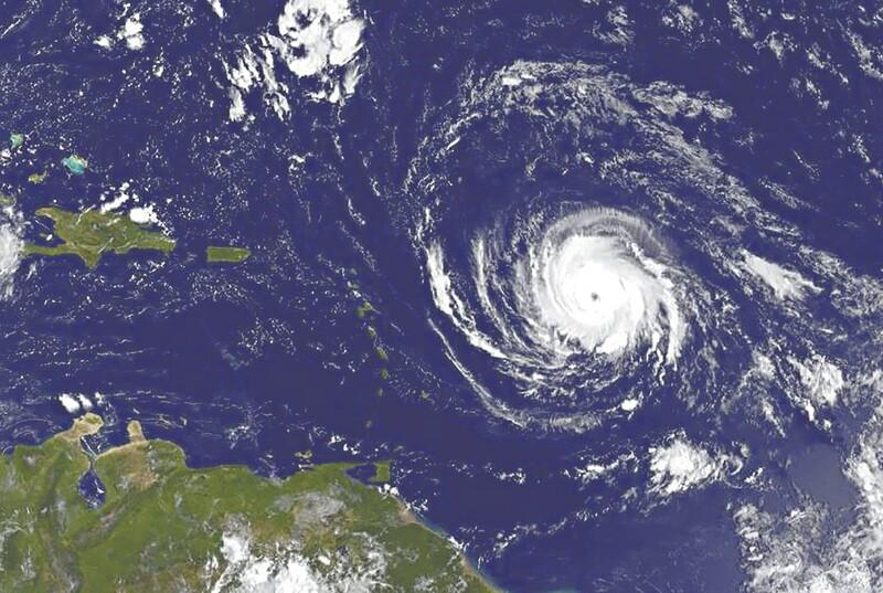Passagem do Furacão Irma deixa destruição e mortes no Caribe