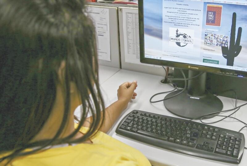 18% das casas usam a net do vizinho — Brasil