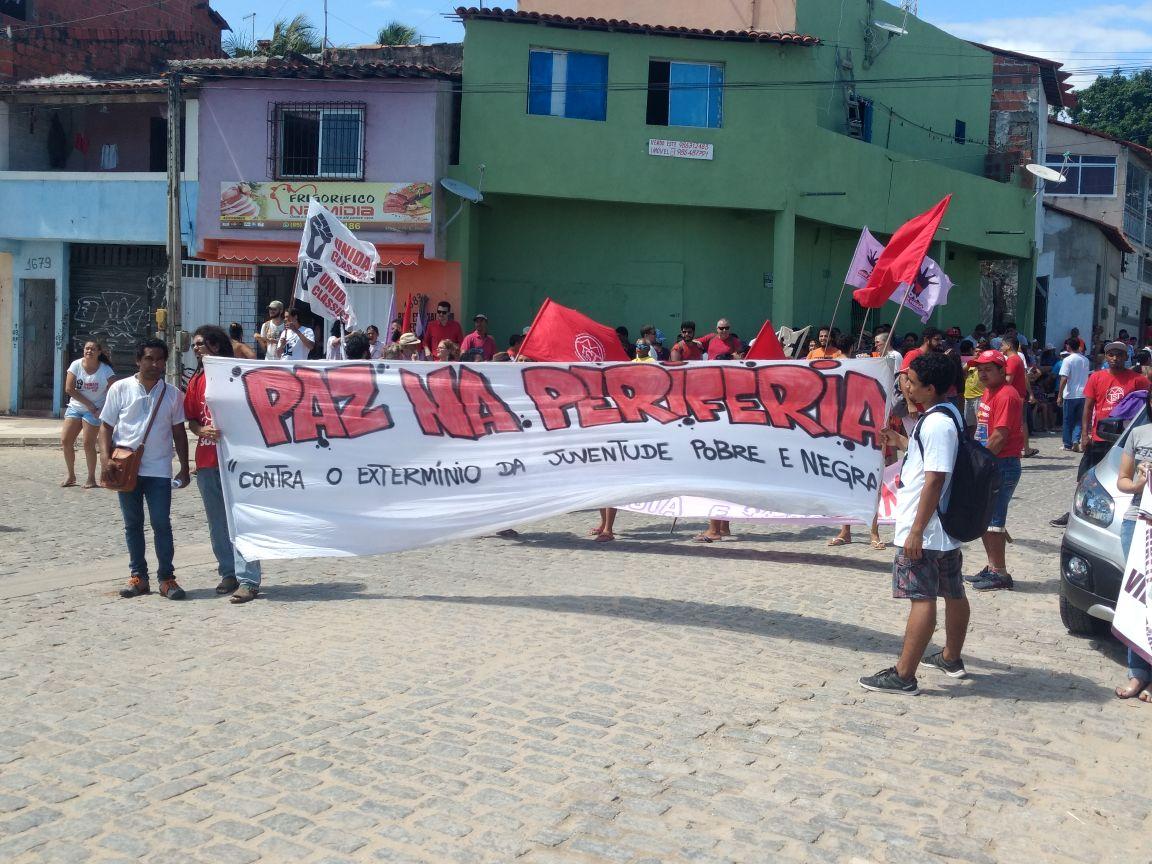 Grito dos Excluídos protesta contra o governo e reformas