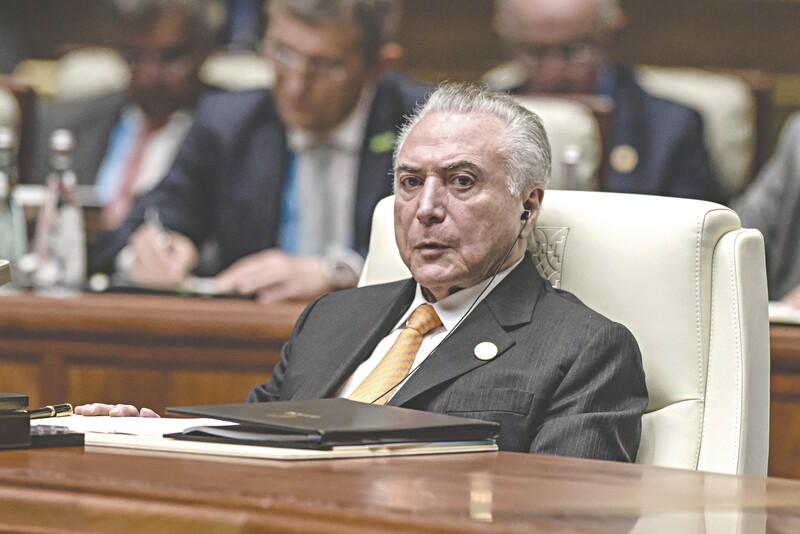 Funaro diz que Temer recebia e intermediava repasses de propina