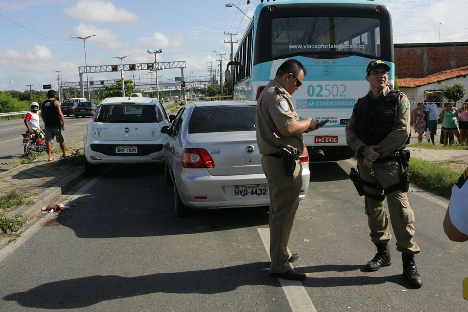PRF registra 11 acidentes em rodovias do Piauí nos últimos 3 dias