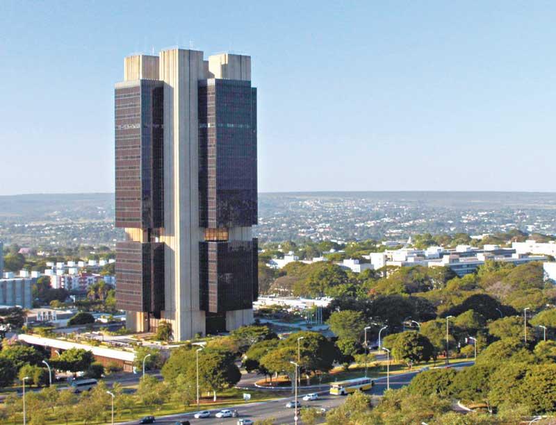 Economia brasileira cresceu 0,41% em julho, aponta Banco Central