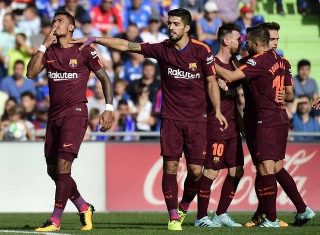 Como assistir ao jogo AO VIVO na TV — Barcelona x Getafe