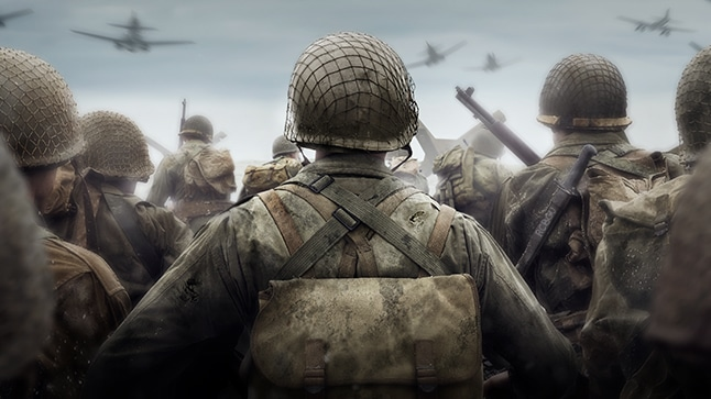 VÍDEO: Trailer Modo História de Call of Duty WWII