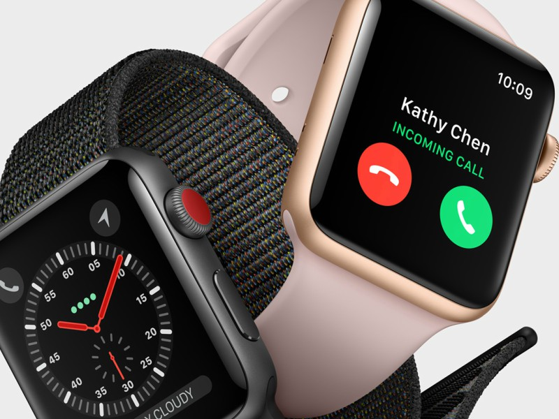 Apple Admite Problema de conexão 4G no Apple Watch Series 3