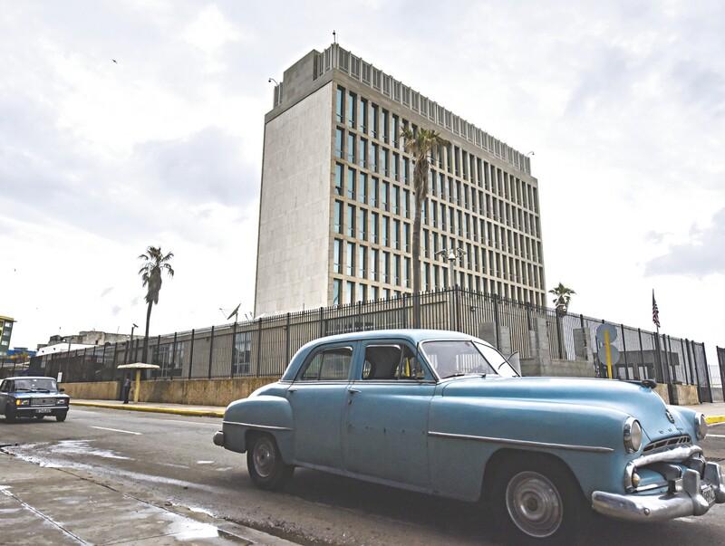 Cuba diz que retirada de diplomatas dos EUA de Havana afetará relações