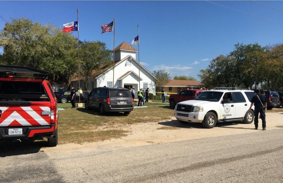 Texas: Uma das vítimas era avó da mulher do atirador