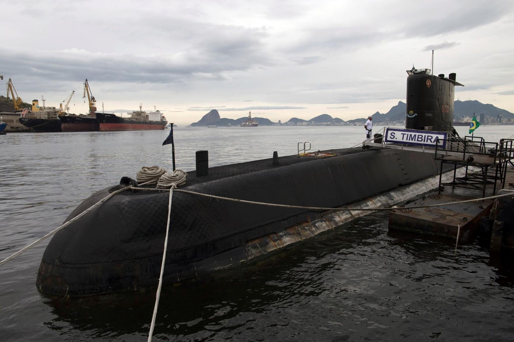 Argentina confirma 'explosão' em submarino desaparecido