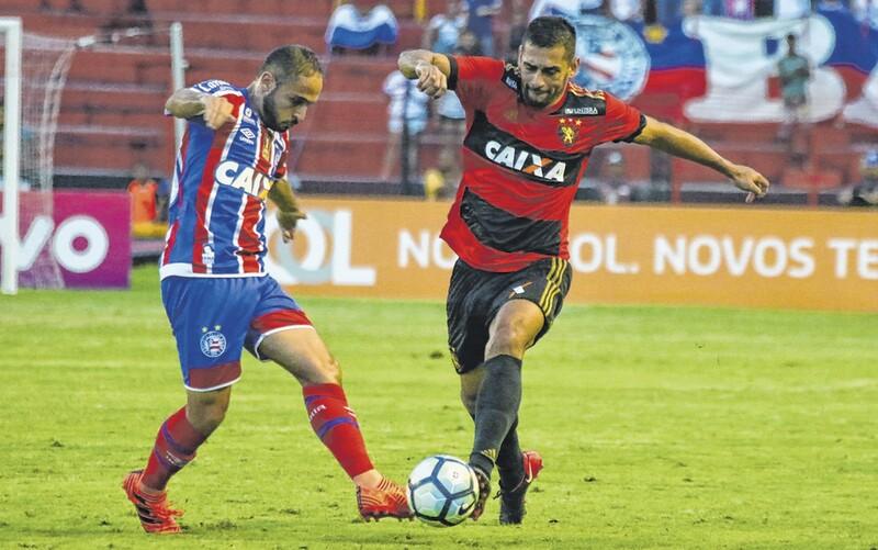 Sport supera reservas do Corinthians e permanece na elite do Brasileirão