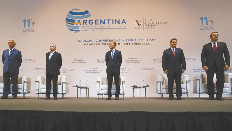 Temer viaja para Argentina com expectativa de concluir acordo com União Europeia