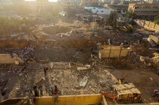 Exército israelense diz que interceptou míssil que partiu da Faixa de Gaza