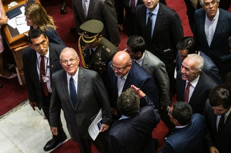 Presidente do Peru busca apoio da OEA contra impeachment por caso Odebrecht