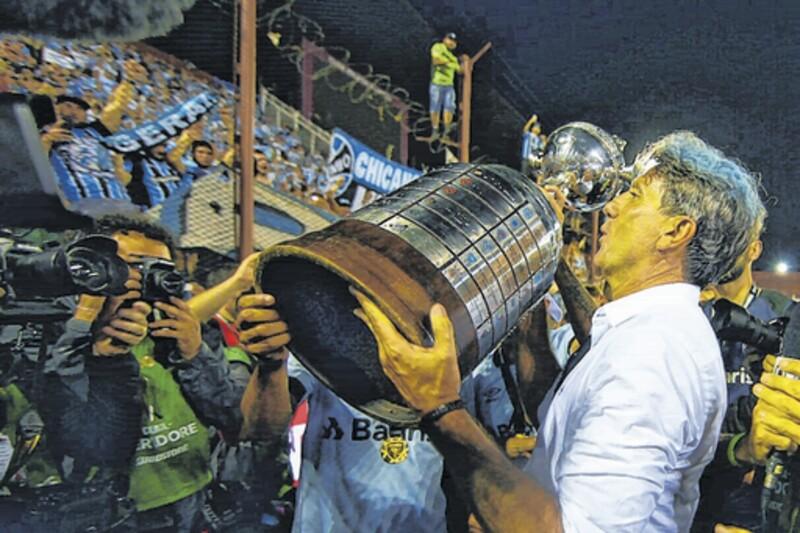 Equipes brasileiras conhecem seus adversários na Libertadores 2018