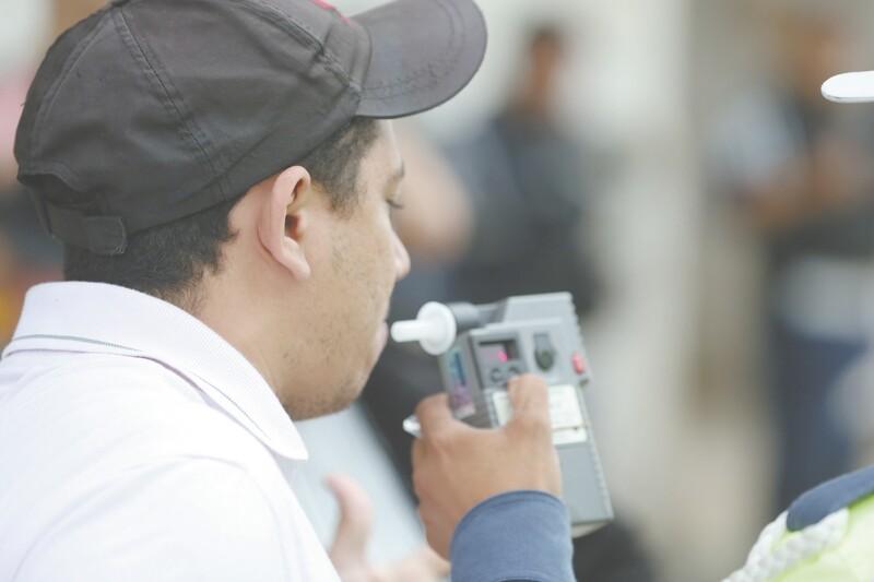 Rio faz operação contra uso de álcool por motoristas