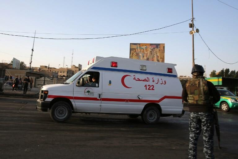 Duplo atentado em Bagdade faz 38 mortos e cem feridos
