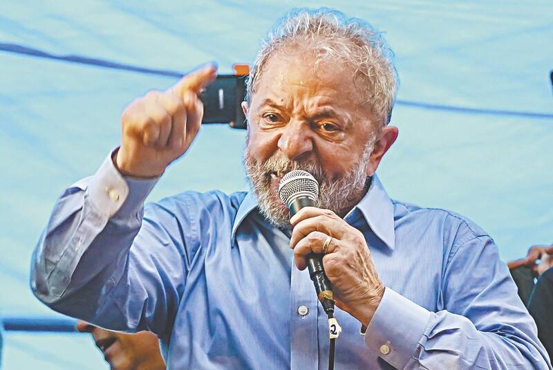 Lula faz seu apelo derradeiro ao Tribunal da Lava Jato