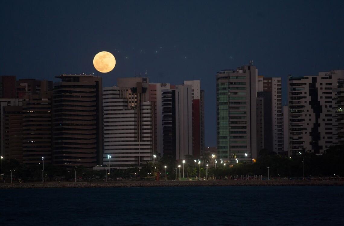 Superlua, Lua azul e Lua de sangue acontecem nesta quarta-feira (31) b0622ff891