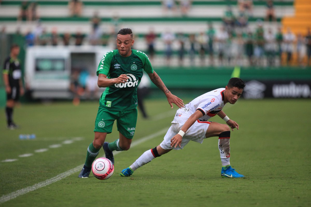 Na estreia da Libertadores, Chapecoense reencontra Nacional
