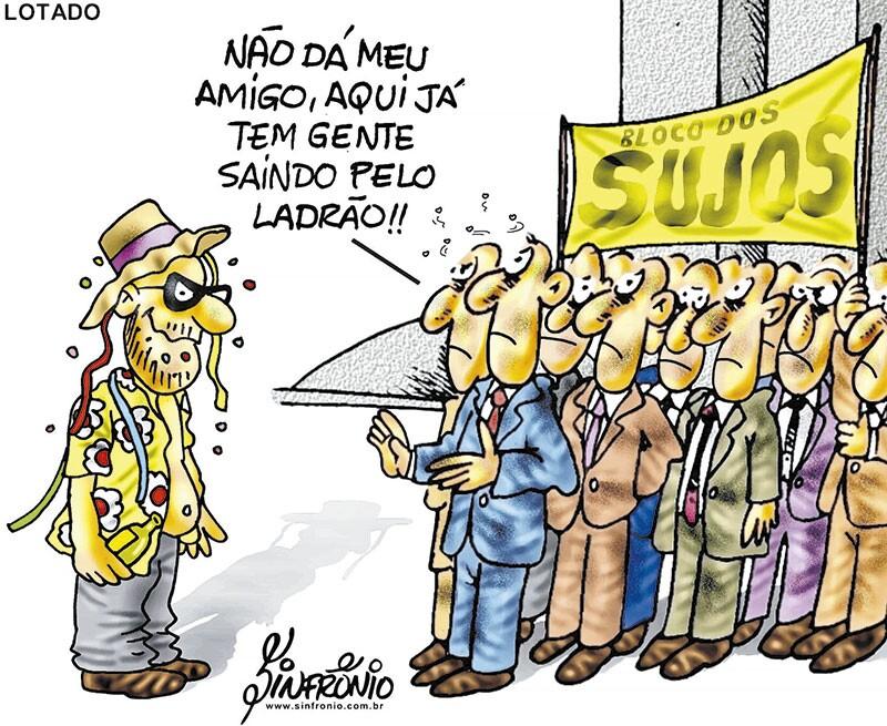 Diário do Nordeste - Charge