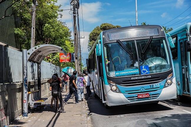 Aumento da tarifa de ônibus em Fortaleza começa a valer hoje