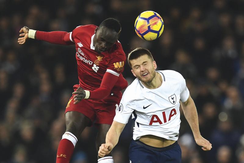 Em jogo emocionante, Liverpool e Tottenham terminam empatados