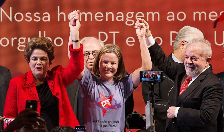 Resultado de imagem para PT 'sinaliza' que não reconhecerá resultado de eleição se Lula não for candidato