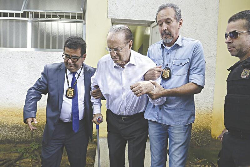 Toffoli pede à PGR parecer sobre habeas corpus para Maluf