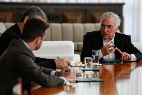 Temer vai decretar situação de emergência em Roraima