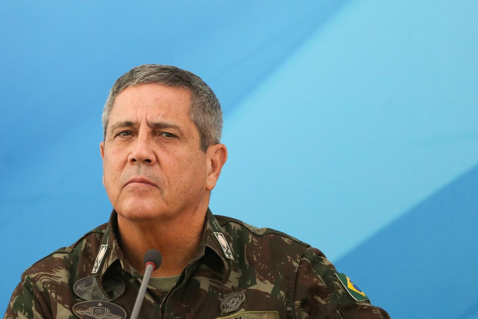 Interventor anunciará general da ativa para Secretaria de Segurança do Rio