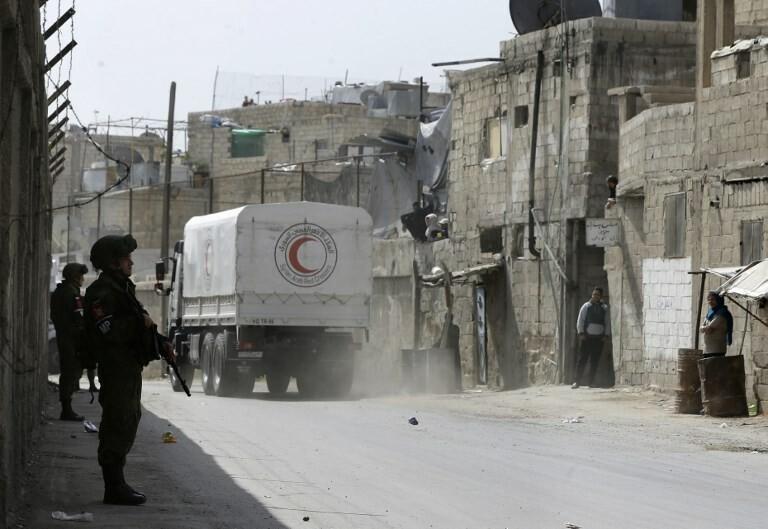 Presidente sírio diz que operações em Ghuta 'devem continuar'