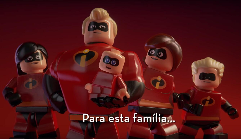 Jogo LEGO Os Incríveis ganha trailer e data de lançamento