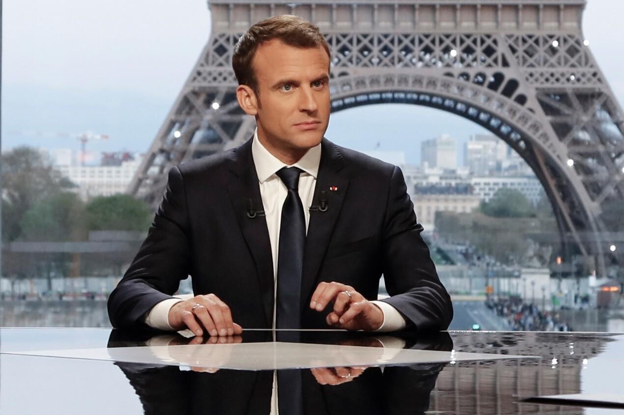 França 'não declarou guerra à Síria — Macron