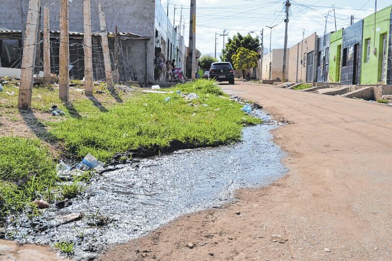 Só 25% das cidades cearenses têm Política de Saneamento