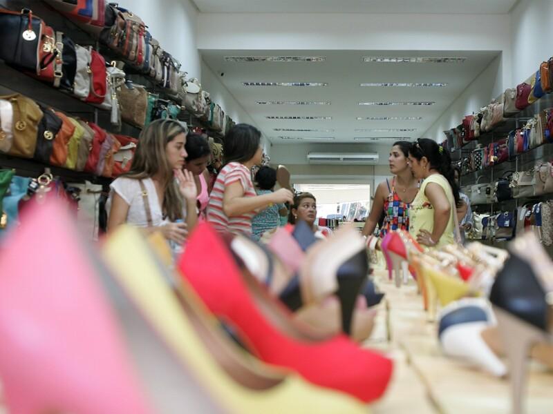 Sapato - Intenção de Compra